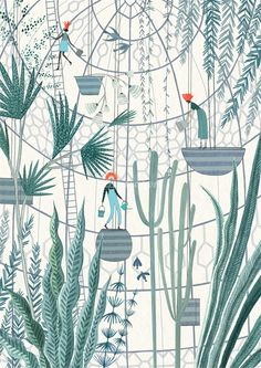 Rosanna Tasker, Editorial and Book Illustrator
