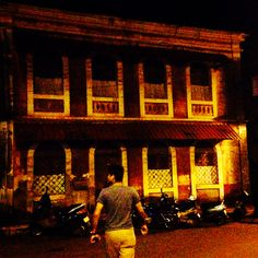 Old Portugese Houses, Goa