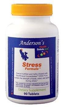 Stress Formula - Amazing!  Two a day pretty much erased my teen-age daughter's depression.