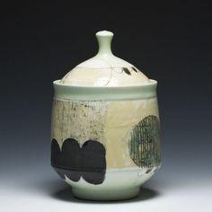 Erin Paradis Lidded Jar