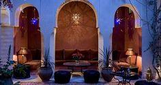 Moroccan Riad design