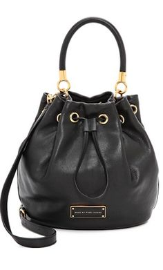 Marc Jacobs slouchy leather tote