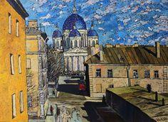 St. Petersburg by Dmitriy Drozdetckiy_Дмитрий Дроздецкий