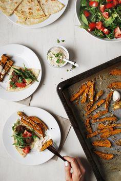 MissMarzipan_dukkah_fries_dinner_spread_sml