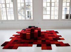 Carpet Do-Lo-Rez by Ron Arad