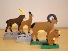 La Fabbrica dei giocattoli in legno del Queyras #Francia #montagna