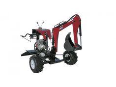 Mini Excavator, Wheelbarrow, Scorpion, Tractors, Baby Strollers, Honda, Engineering, Steel, Yard