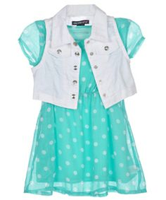 """One Step Up """"Everybody Looking"""" 2-Piece Outfit (Sizes 2T – 4T) $14.99"""