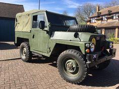 Land Rover Lightweight 1971 Tax Exempt | eBay