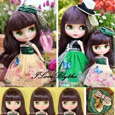 "CWC Takara 13th Anniversary 8"" Middie Blythe Doll Contessa Margherita | eBay"