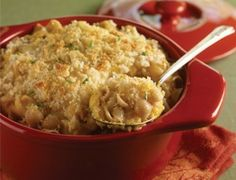 Ultimate Stovetop Mac:  In a Dutch oven or large saucepan, melt ½ stick butter on med. Add ¼ cup flour and cook for 3 minutes, stirring. Add 3½ cups milk and cook for 5 minutes, stirring, until thickened. Off the heat, stir in 1 lb grated cheddar and salt and pepper to taste. Stir in 1 lb short pasta, cooked. Tex-Mex Twist. Stir in black beans, corn kernels, and diced tomatoes. Top with crushed tortilla chips.