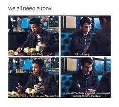 Tony and Clay 13 reasons why