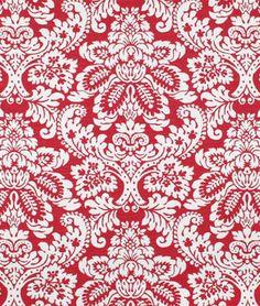 Braemore Julian/OXF Geranium Fabric