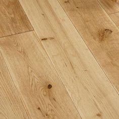 Colours Rondo Solid Oak Flooring 1.3m² Pack: Image 2