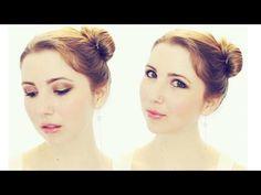 Easy Smudged Eyeliner, Everyday Makeup   Palace Grey - YouTube