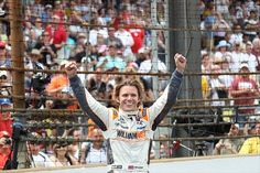 All sizes   Dan Wheldon wins his 2nd Indy 500   Flickr - Photo Sharing!