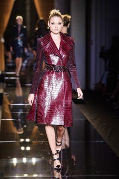 Défile Versace Haute couture Automne-hiver 2013-2014 - Look 3