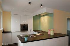 Thiry Paints Inspiratie: Keuken in MONA