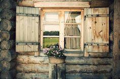 log cabin maybe?
