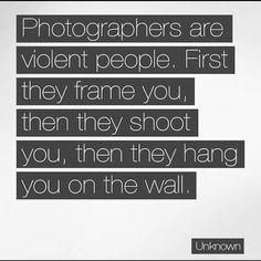 photography...haha