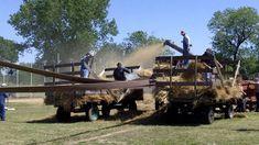Oklahoma Steam Threshers & Gas Engine Association friday b