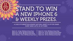 I just entered to win an iPhone 6 with and you can too!