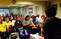 Portal de Notícias Proclamai o Evangelho Brasil: Missionária chinesa participa de Tarde de Oração