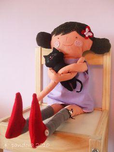 bambola per agata e trilli #doll