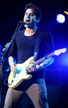 John Mayer - play me a song