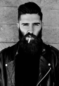 Dress with dapper and wear the proper attire with our men's style guide. Find male grooming advice, the best menswear and helpful tips. Moustaches, Chris John Millington, Hot Men, Natural Beard Oil, Beard Oil And Balm, Beard Grooming Kits, Hair Trends 2015, Hot Beards, Beard Boy