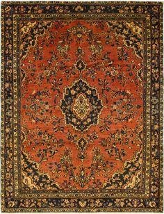 Red 7' x 9' 3 Liliyan Persian Rug   Persian Rugs   eSaleRugs