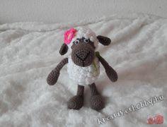 Horgolt bárány, az ari öri-bari :-) 2. - Kreatív+Hobby