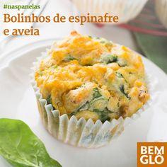 Que tal preparar um lanche saudável, gostoso e tudo de Bemglô neste fim de semana? Anote a receita e aproveite esta delícia <3