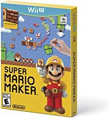 Super Mario Maker - Nintendo Wii U * Learn more by visiting the image link. (This is an affiliate link and I receive a commission for the sales) Super Smash Bros, Super Mario Bros, Luigi, Nes Remix, Super Mario Games, Wii U Games, Maker Game, Xenoblade Chronicles, Video Maker
