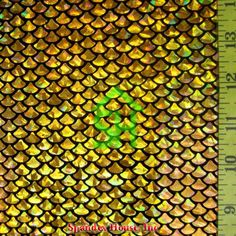 Items similar to Gold Small Fish Scale on Black Lycra Fabric on Etsy Mermaid Wallpapers, Mermaid Fabric, Small Fish, Fish Scales, Hologram, Textures Patterns, Cool Stuff, How To Make, Mermaids