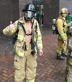 Next weekend a group of X Gym tribe members are climbing the Columbia Tower in the Big Climb Seattle. Last weekend, PJ wore firefighter gear and scaled it in the Scott Firefighter Stairclimb. Here's how it went.