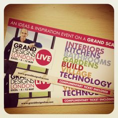 Tickets to Grand Designs Live, up for grabs on our social media sites during April! https://www.facebook.com/pages/BestHeatingcom/188810971201224?ref=hl
