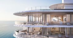 Gallery - Details Revealed of Renzo Piano's First US Residential Project at Eighty Seven Park in Miami - 9