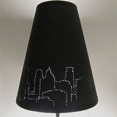 Project - City Lights Lampshade
