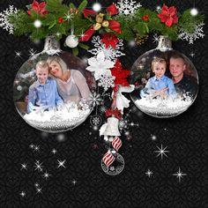 White Christmas, Christmas Bulbs, Ely, Snow Globes, Scrap, Holiday Decor, Home Decor, Decoration Home, Christmas Light Bulbs