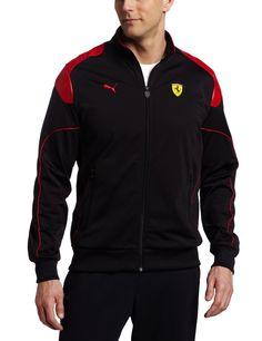 0c280d32e28d Men s Fashion – Black PUMA Sf Track Jacket