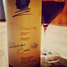99 Opus One Bordeaux Blend. Love the Kalamata olive, dusty leather, spice, dark blackberry fruit & brightly safe notes on this vintage. Really lovely, but worth the $175 it sells for? Hmmmm, tough call.