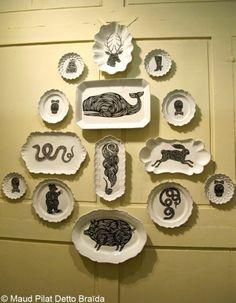 Céramiques par ASTIER DE VILLATTE