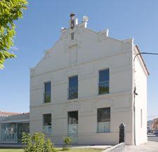 Centro de día en Carcaboso (Cáceres) Arquitecto:   Roberto Rubiolo Pardo