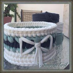 Crochey basket