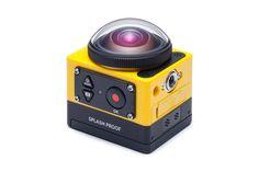Kodak 360度アクションカメラ : promostyl JAPAN news