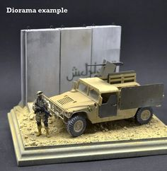 military scale modelling diorama products | Diorama accessories