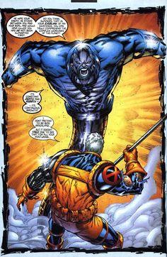Apocalypse screenshots, images and pictures - Comic Vine Apocalypse Marvel, Cable Marvel, X Men, Deadpool, Vines, Superhero, Comics, Fictional Characters, Art