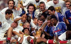 France win in 98!