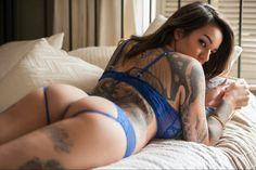 Prepare yourself #tattoos #sexytattoofriday #inked #tattooedgirls #Pinup #ink #Tattooed